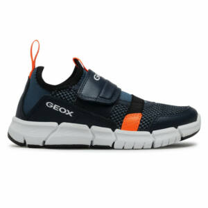 Geox Flexyper Boy Navy/Orange 28-36