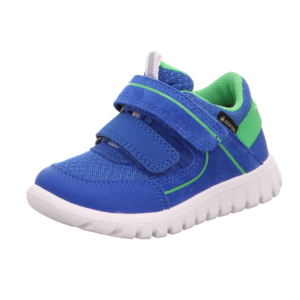 Superfit GoreTex kék sportcipő 20-32