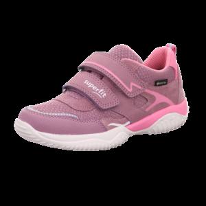 Superfit Goretex rózsaszín  sportcipő 30-36