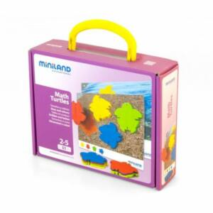 Miniland teknős matematika