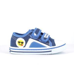 Primigi kék vászoncipő 22,23