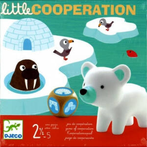Djeco - Little Cooperation - Állatmentő