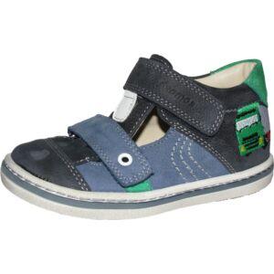 Kék-szürke kamionos nyitott cipő 30 UTOLSÓ PÁR
