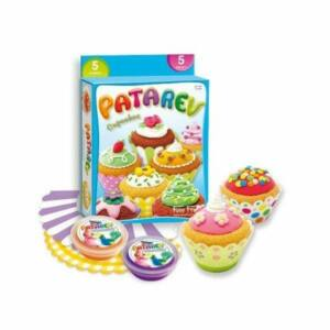 Patarev habgyurma szett - Muffinok