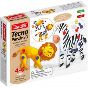 Quercetti 3D Puzzle