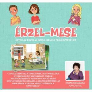 Érzel-mese: érzelmi intelligenciát fejlesztő játék