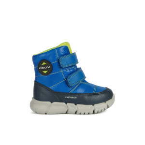 GEOX Flexyper Boy Amphibiox royal/navy csizma 20-26