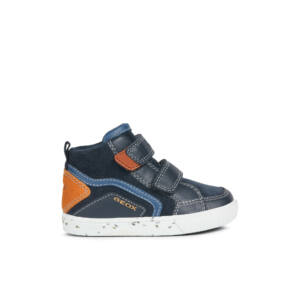 GEOX Kilwi Navy/Orange sneakers 22,23