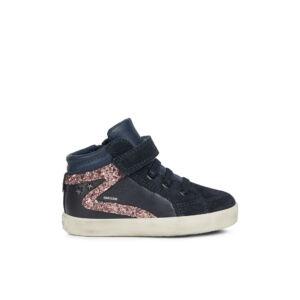 Geox Kilwi Girl Navy sneakers 22,23,24,25,26,27
