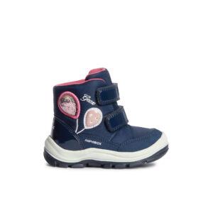 GEOX Flanfil Girl Amphibiox LED csizma 20,21,22