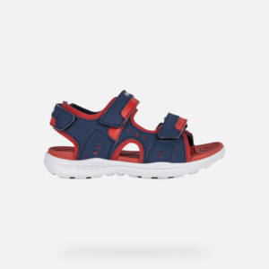 GEOX Vaniett Boy Navy/Red 31,32,33,34,35