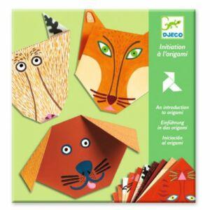 Djeco állatos origami