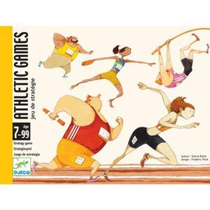 Djeco kártyajáték - Atlétikai játékok