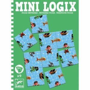 Djeco mini logix