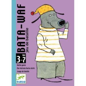 Djeco kártyajáték - Kutyavilág! Bata-Waf