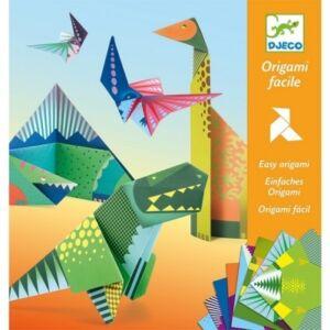 Origami- Dinoszauruszok
