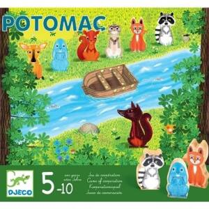 Djeco Potomac társasjáték 5 éves kortól