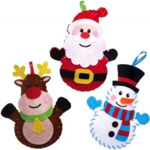 Baker Ross karácsonyi függődísz