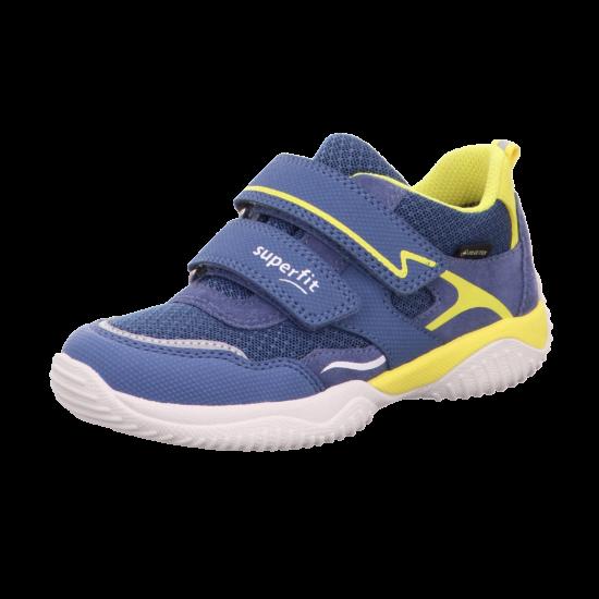 Superfit GoreTex kék-sárga félcipő 30-36