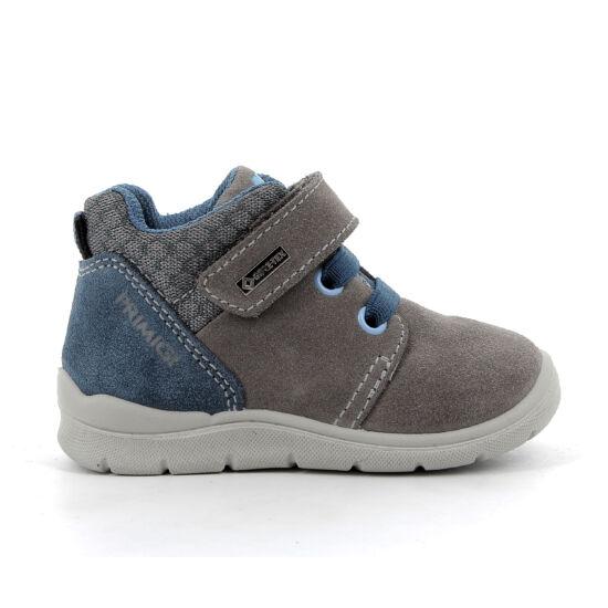 Primigi kék-szürke vízálló őszi cipő 19,20,21,22,25,26
