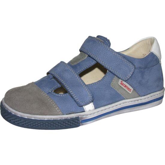 Világoskék nyitott cipő 34 - UTOLSÓ PÁR