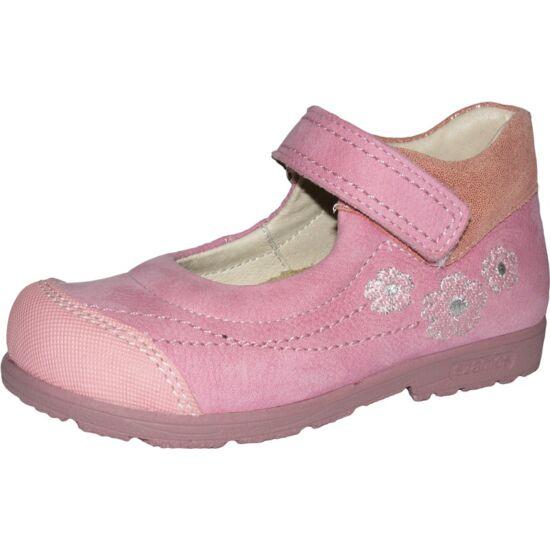 Supinált pink-rózsa tavaszi cipő 27, 28, 30