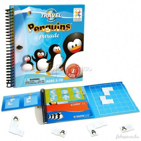 Smart Games - Pingvin Parádé mágnese utazó játék
