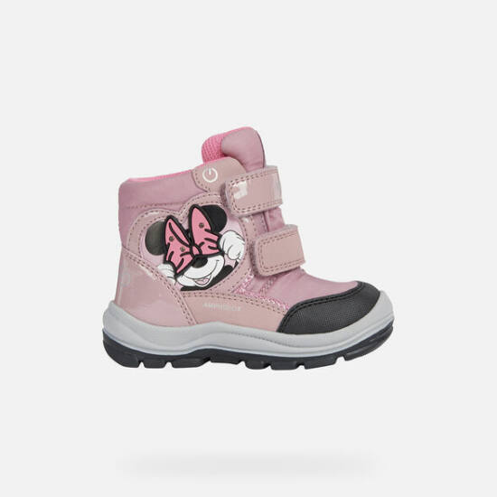 GEOX Flanfil Girl Minnie LED Rose 25,27