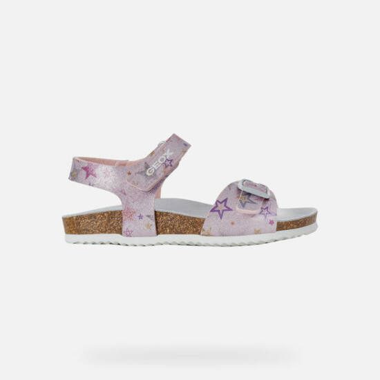 GEOX Adriel Girl Pink