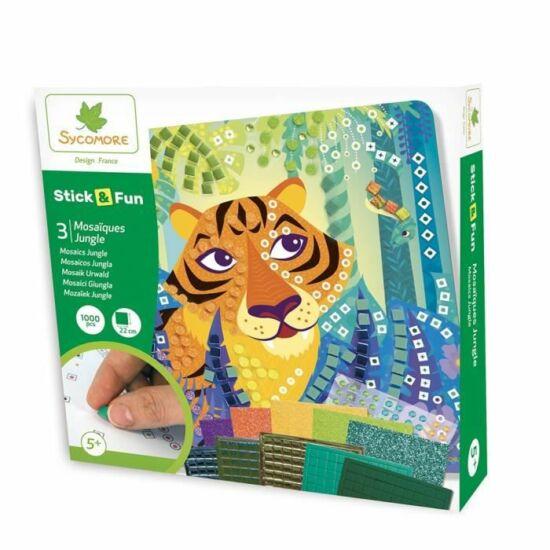 Sycomore tigrises mozaik